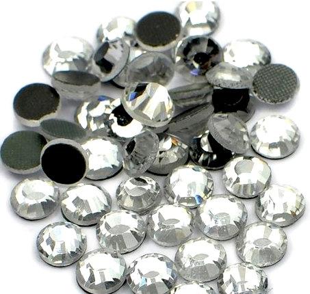 1440pc hotfix rhinestones clear crystal wholesale SS10 2.8mm