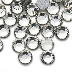 1440 pcs SS10 (2.8mm) High Quality Crystal Flatback Rhinestones 2028 - Clear White 001